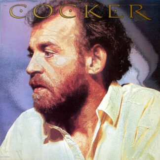 Joe Cocker - Cocker (LP, Album)