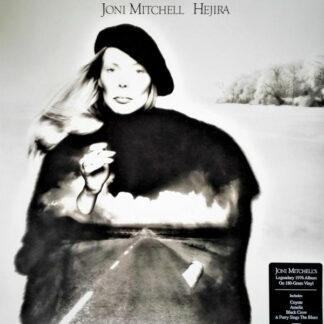 Joni Mitchell - Hejira (LP, Album, RE, RM, 180)