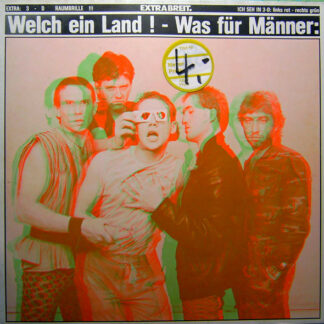 Extrabreit - Welch Ein Land! - Was Für Männer (Club Edition) (LP, Album, Club)