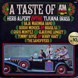 Various - A Taste Of A&M Records (LP, Smplr, Gat)