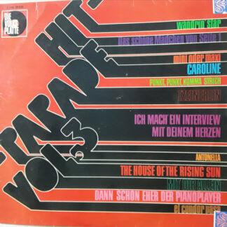 Various - Hitparade Vol.3 (LP, Comp)