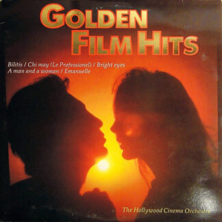 The Hollywood Cinema Orchestra - Golden Film Hits (LP)