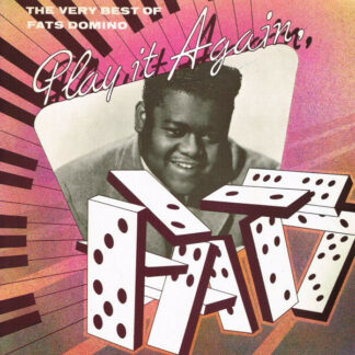 Fats Domino - The Very Best Of Fats Domino - Play It Again, Fats (LP, Comp)