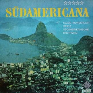 Klaus Wunderlich - Südamericana (LP, Album, RE)