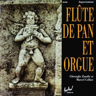 Gheorghe Zamfir et Marcel Cellier - Improvisations Flûte De Pan Et Orgue (LP, Album)