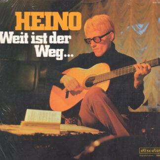 Heino - Weit Ist Der Weg... (LP, Comp)