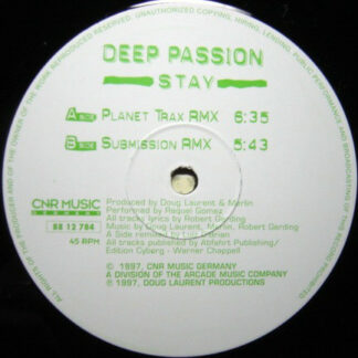 Deep Passion - Stay (12