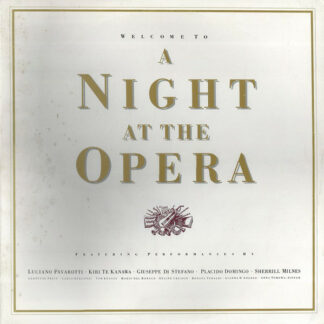 Various - Welcome To A Night At The Opera (2xLP, Comp)