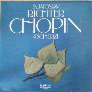 Sviatoslav Richter, Chopin* - 4 Scherzi (LP)