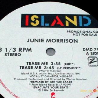 Junie Morrison - Tease Me (12