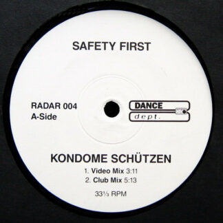 Safety First - Kondome Schützen (12