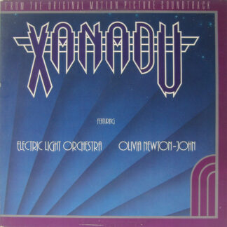 Electric Light Orchestra / Olivia Newton-John - Xanadu (From The Original Motion Picture Soundtrack) (LP, Album, Gat)