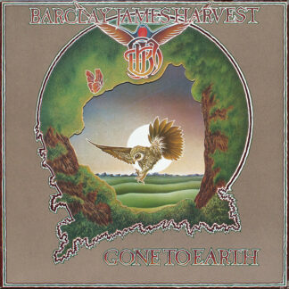 Barclay James Harvest - Gone To Earth (LP, Album, RP)