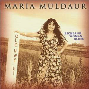 Maria Muldaur - Richland Woman Blues (LP, Album, RE)