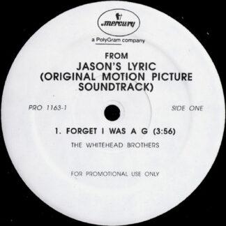 Various - Jason's Lyric (Original Motion Picture Soundtrack) (12