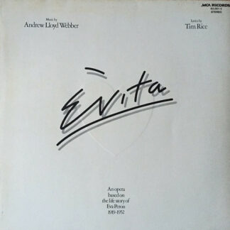 Various - Evita (2xLP, Album)