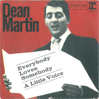 Dean Martin - Everybody Loves Somebody / A Little Voice (7