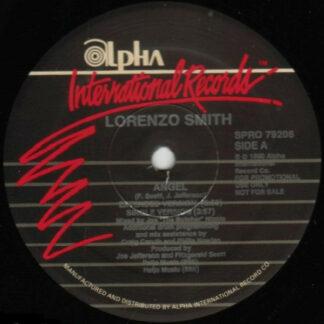 Lorenzo Smith - Angel (12