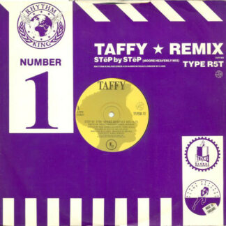 Taffy - Step By Step (Moore Heavenly Mix) (12