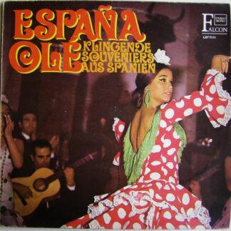 José Nieto* - España Ole Klingende Souveniers Aus Spanien (LP)