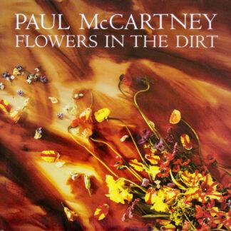 Paul McCartney - Flowers In The Dirt (LP, Album)