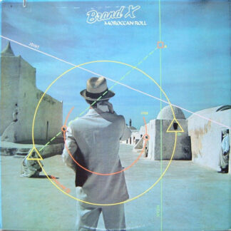 Brand X (3) - Moroccan Roll (LP, Album, RE)