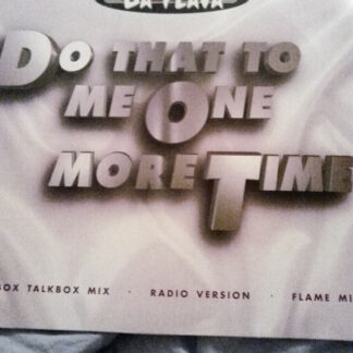 Da Flava - Do That To Me One More Time (12