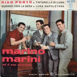 Marino Marini Ed Il Suo Quartetto - Ciao Porto (7