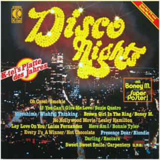 Various - Disco Nights (LP, Comp)