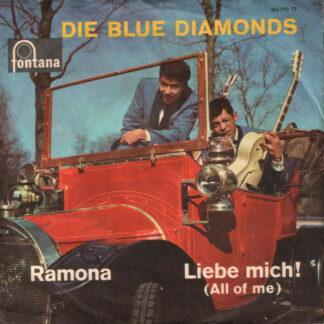 Die Blue Diamonds* - Ramona / Liebe Mich! (7