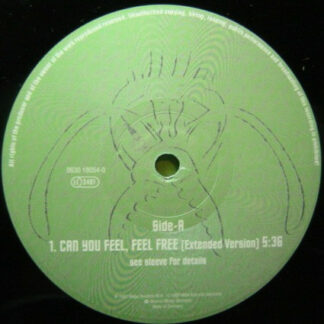Sixdia Nova - Can You Feel, Feel Free (12