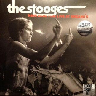 The Stooges - Have Some Fun: Live At Ungano's (LP, Album, Ltd, Bla)