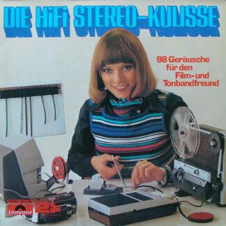 No Artist - Die Hifi Stereo-Kulisse (2xLP, Comp)