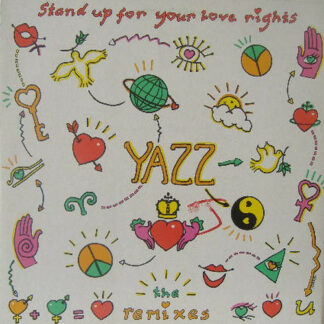 Yazz - Stand Up For Your Love Rights (The Remixes) (12