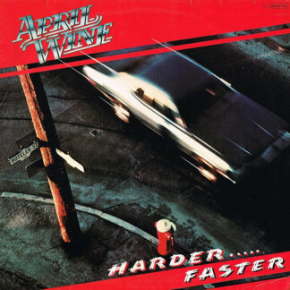 April Wine - Harder.....Faster (LP, Album)