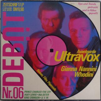 Various - Debüt LP/Zeitschrift Ausgabe 6 (LP, Comp, P/Mixed, Gat)