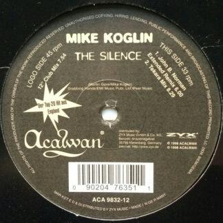 Mike Koglin - The Silence (12