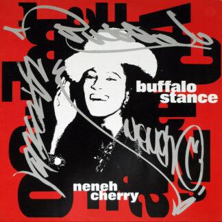 Neneh Cherry - Buffalo Stance (12