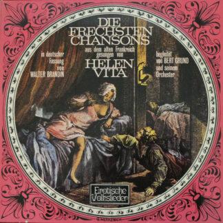 Helen Vita - Die Frechsten Chansons Aus Dem Alten Frankreich (LP, RE)