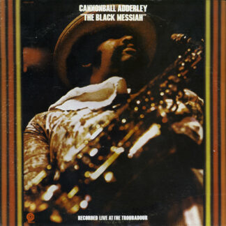 Cannonball Adderley - The Black Messiah (2xLP, Album, RE, Gat)
