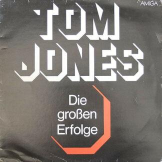 Tom Jones - Die Großen Erfolge (LP, Comp, Blu)