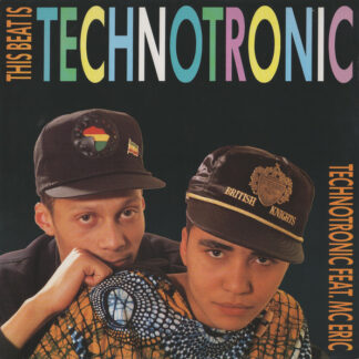 Technotronic Feat. MC Eric - This Beat Is Technotronic (12