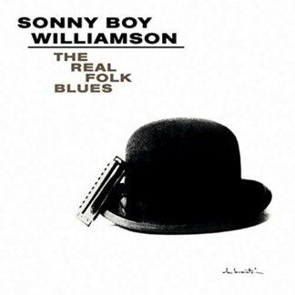 Sonny Boy Williamson (2) - The Real Folk Blues (LP, Album, RE, 180)