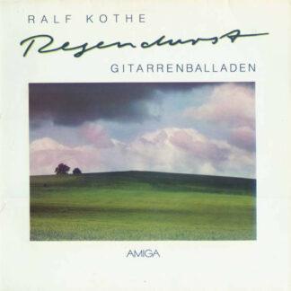 Ralf Kothe - Regendurst (Gitarrenballaden) (LP, Album)