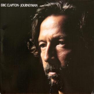 Eric Clapton - Journeyman (LP, Album, Gat)