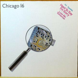 Chicago (2) - Chicago 16 (LP, Album)