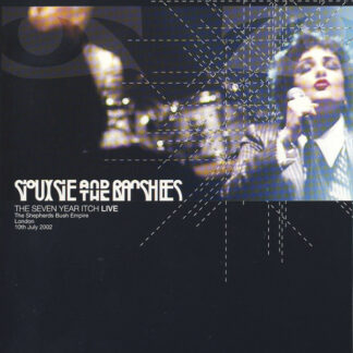 Siouxsie And The Banshees* - The Seven Year Itch Live (DVD-V, PAL)