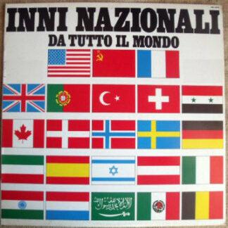 Orchestra Internazionale dell' ONU* - Inni Nazionali Da Tutto Il Mondo (LP)