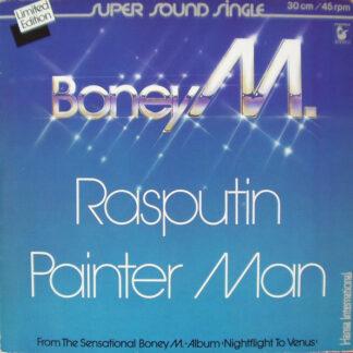 Boney M. - Rasputin / Painter Man (12