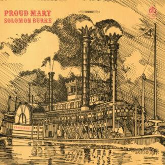 Solomon Burke - Proud Mary (LP, Album)